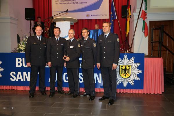 Polizei St Augustin
